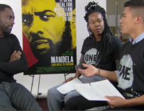 Idris Elba talks exclusively to ONE about what today's activists can learn from Nelson Mandela